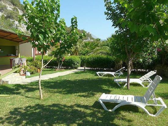 Hotel Melisa: Garden