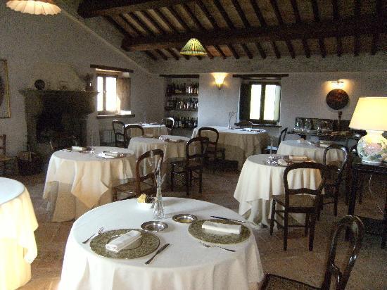 Borgo di Carpiano: ...e se poi vi viene ancora appetito....
