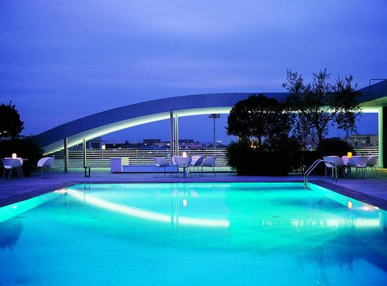 Radisson blu es hotel roma 94 1 7 4 updated 2018 prices reviews rome italy - Pool and blues ...