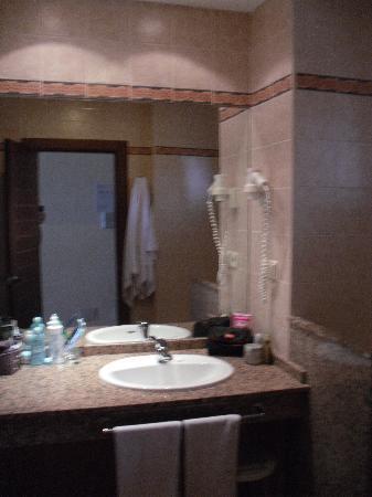 Occidental Jandia Mar : salle de bain