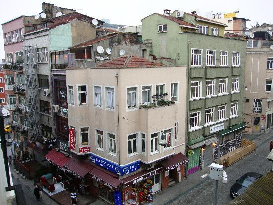 Santa Ottoman Hotel: View from window - 2