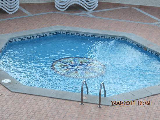 SENTIDO Don Pedro: Kiddie pool