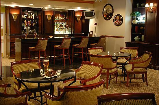Park Plaza Bloomington: Fireside Lounge