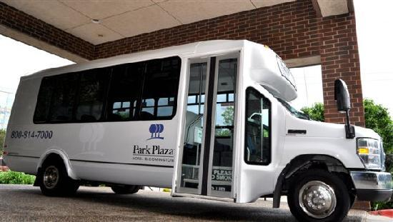 Park Plaza Bloomington: Four Shuttles to Mall of America and Airport