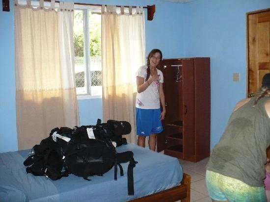 Hostal Gaia: Large room
