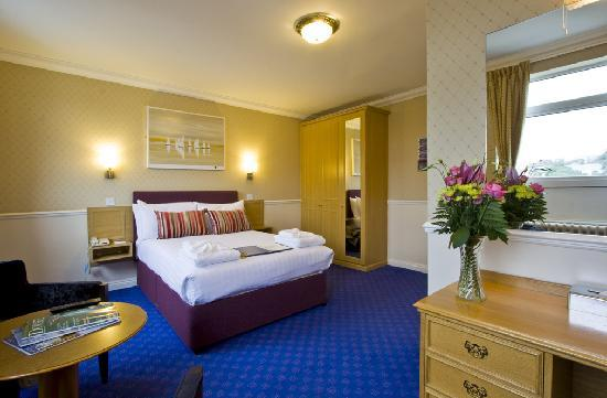 The Hermitage Hotel Bournemouth: standard double