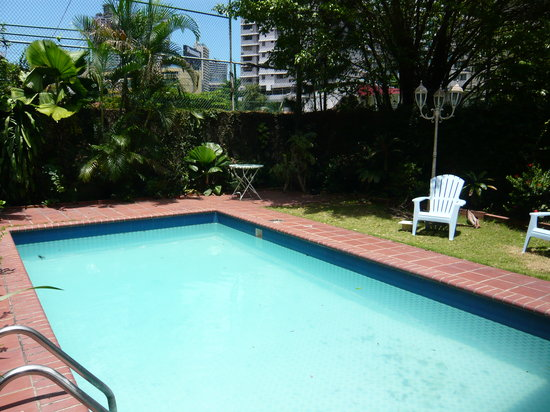 Hostel Villa Vento Surf: pool