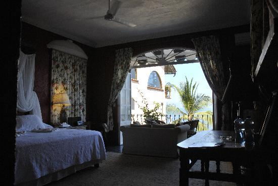 Quinta Maria Cortez : Room with a view!