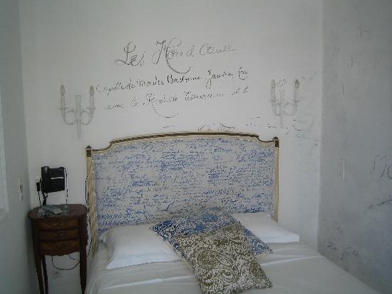 Hotel Le Delos : chambre