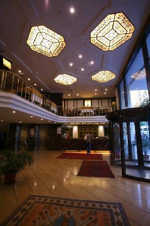 Istanbul Royal Hotel: LOBBY13