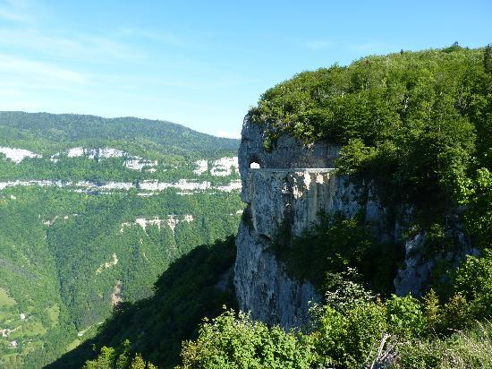 Velo Vercors : Typical scene from the Vercors..