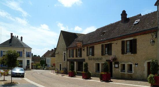 Orne, France: The Aberge 3J