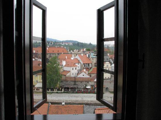 Hotel Arcadie: View