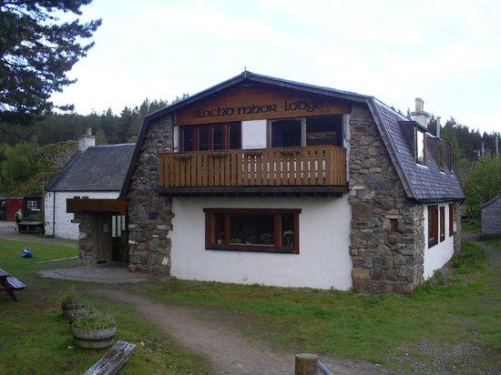 Slochd Mhor Lodge (hostel)