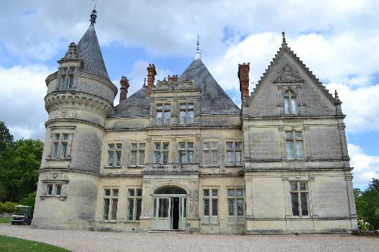 le chateau picture of chateau de la bourdaisiere montlouis sur loire tripadvisor. Black Bedroom Furniture Sets. Home Design Ideas