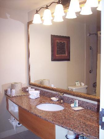 Comfort Inn Shady Grove: Bathroom