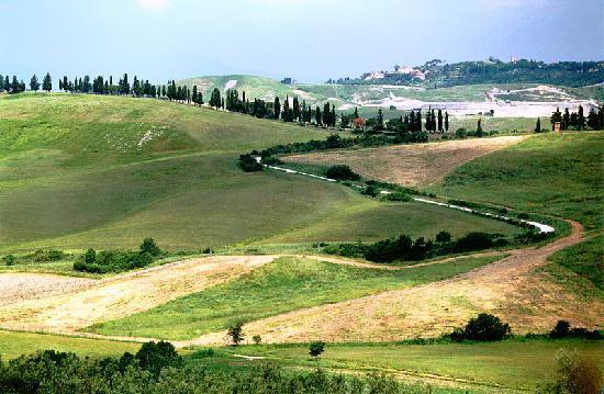 Agriturismo canale hotel peccioli italia prezzi 2018 e for Foto paesaggi naturali gratis