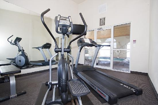 Super 8 Salt Lake City Airport: Fitness Room