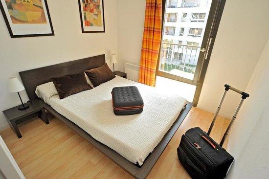 Appart'City Grenoble Meylan : Park&Suites Confort Grenoble Meylan - Double Room