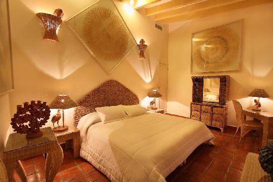 Hotel Boutique La Casa Azul: Cuarto TzinTzunTzan