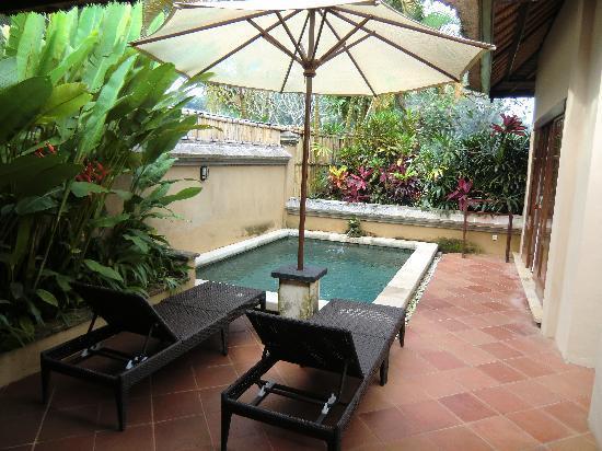 Villa Semana: piscine privée