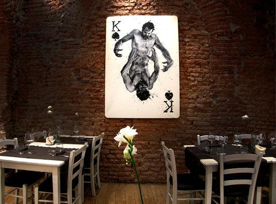 Zerodue Restaurant: foto del ristorante