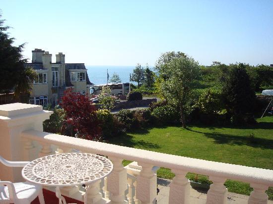 Villa Capri: sea view