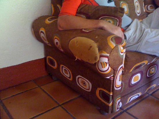 Rancho las Joyas: furniture holes