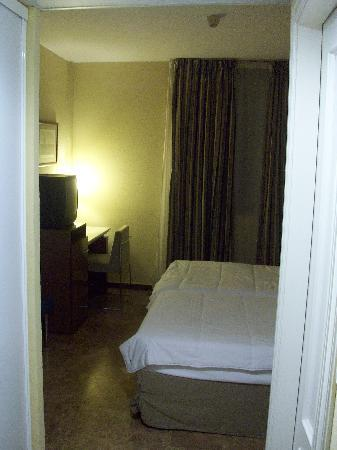 Hotel Orus: Blick ins Zimmer