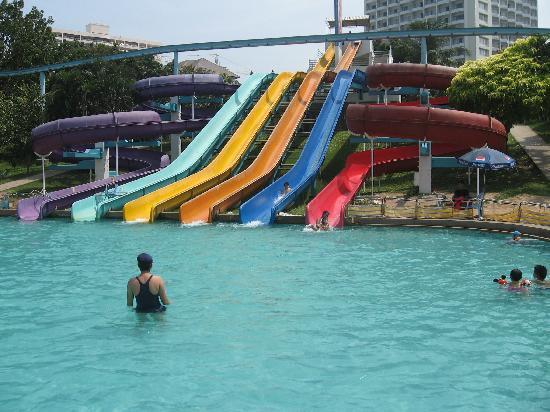 Pattaya Park Beach Resort: จุดเด่นของโรงแรมนี้