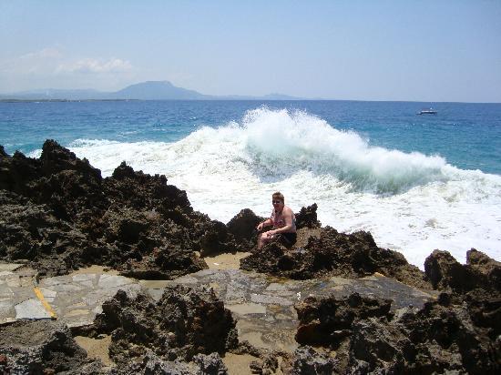 Casa Marina Beach & Reef: At hotel reefs