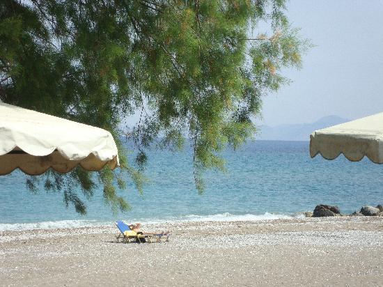 Doreta Beach Hotel : Beach