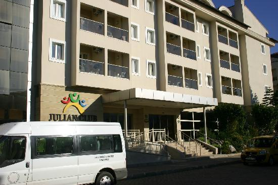 Julian Club Hotel: Club Julian hotel