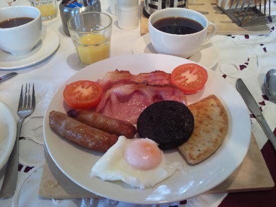 Dunroamin: My big breakfast