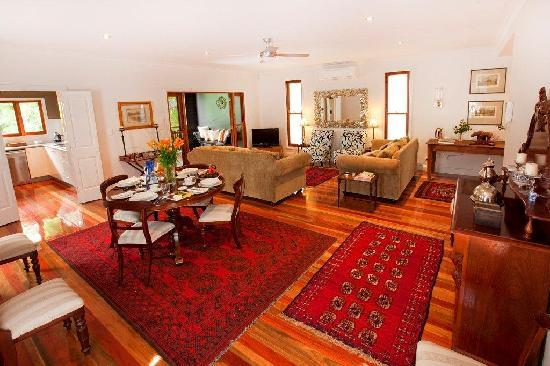 The Collingwood: Guest Living Room