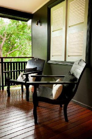 The Collingwood: Suites private balcony