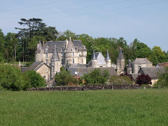 Chateau de La Celle Guenand: Chateau Celle Guenand