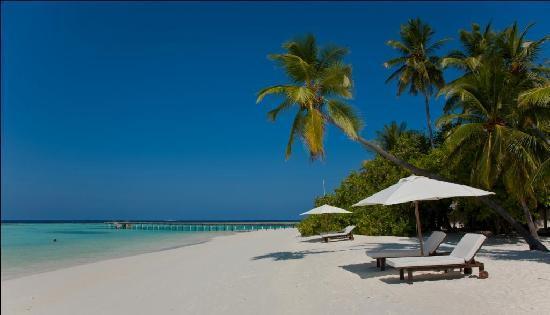 Vakarufalhi Island Resort: Vakaru Beach