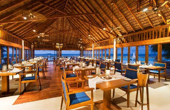 Vakarufalhi Island Resort: Restaurant