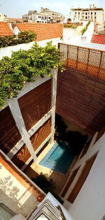 Casa Claver Loft Boutique Hotel: Roof Top