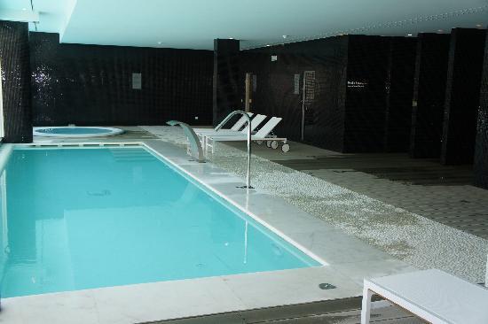 Onyria Marinha Edition Hotel & Thalasso: VISTA ZONA SPA