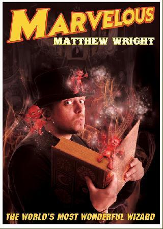 Chamber of Secrets: Marvellous Matthew Wright