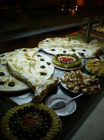 Isis Hotel Thalasso and Spa: le buffet