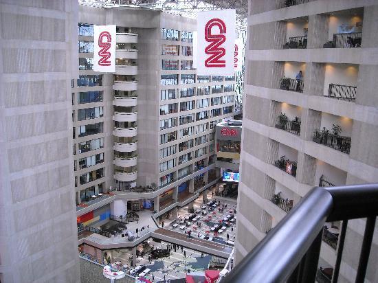 The Bathroom Picture Of Omni Atlanta Hotel At Cnn Center