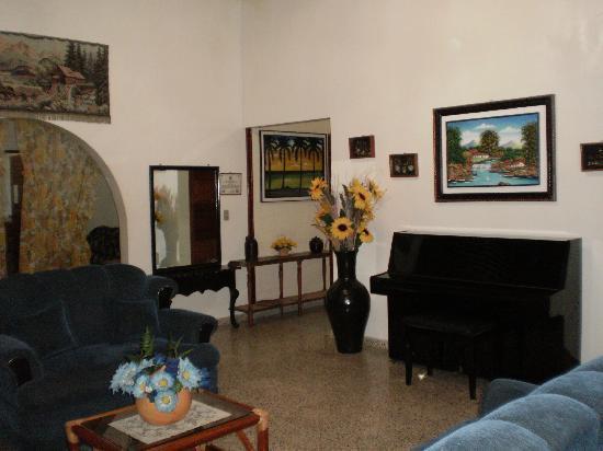 La Casona Hotel and Restaurant Campestre: lobby principal