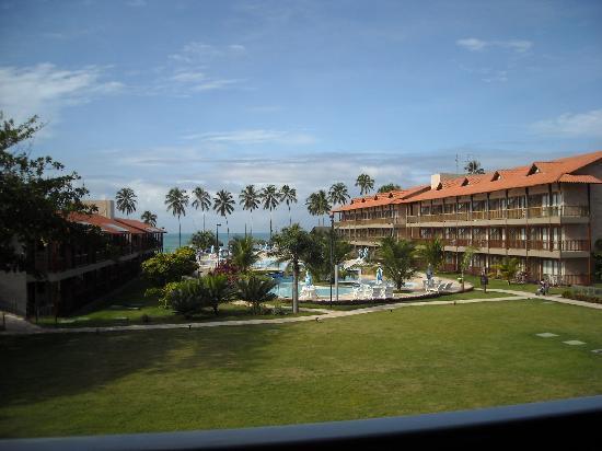Salinas de Maceio Beach Resort: Vista do restaurante