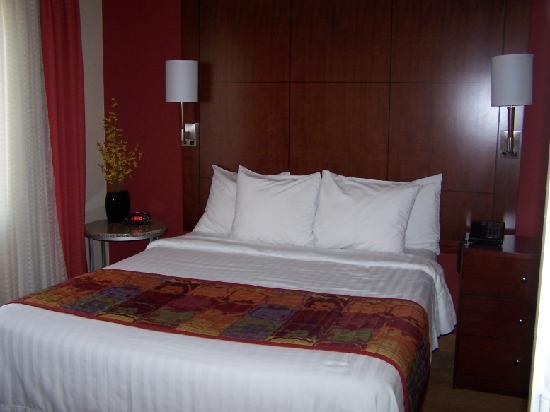 Residence Inn Tempe: Bedroom #2.
