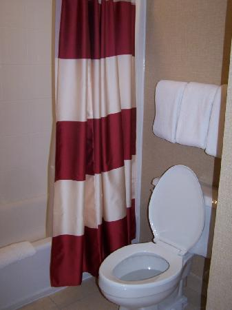 Residence Inn Tempe: Toilet in Bathroom #2.
