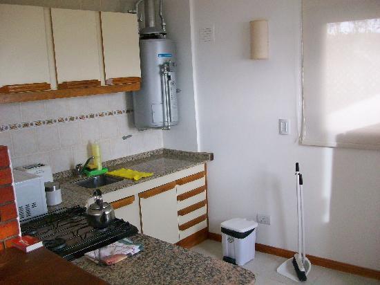 Altos de la Costanera - Aparts: Vista de uno de los dormitorios del apart
