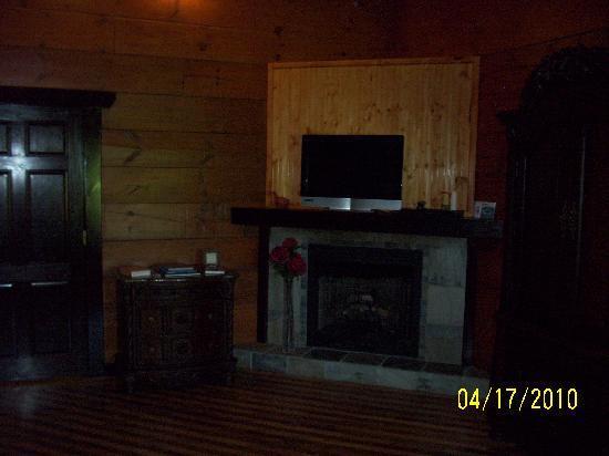 Black Bear Cove Resort: Our suite